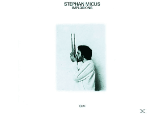 Stephan Micus - Implosions - (CD)