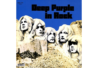 Deep Purple -  In Rock [Βινύλιο]