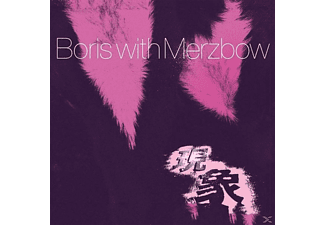 Boris With Merzbow - Gensho - (CD)
