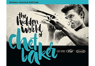 Különböző előadók - The Hidden World of Chet Baker - Deluxe Limited Edition (CD)