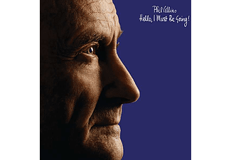 Phil Collins - Hello, I Must Be Going! - Remastered (CD)
