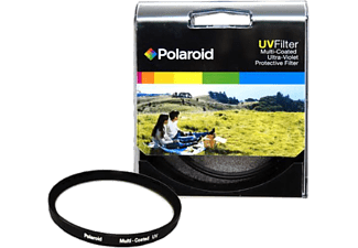 POLAROID PLFILUV55 Multi Coated UV Filter 55mm - (00137781)