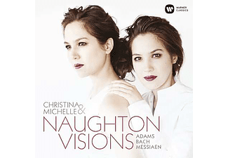 Christina and Michelle Naughton - Visions (CD)