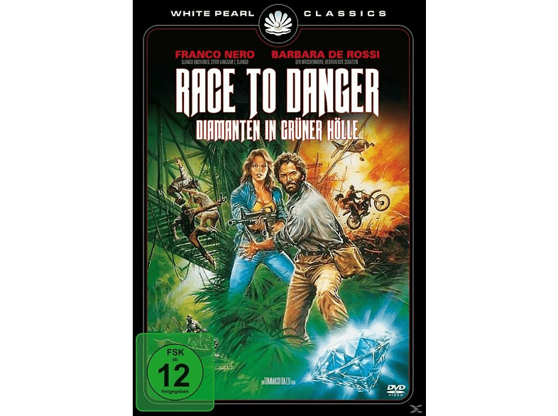 Race To Danger-Diamanten In Der Grünen Hölle [DVD]