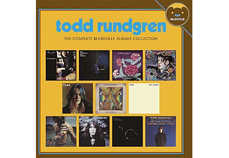 Todd Rundgren - The Complete Bearsville Albums Collection (CD)
