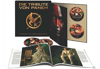 Die Tribute von Panem (Limited Complete Collection) [Blu-ray]