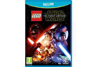 Lego Star Wars: The Force Awakens Nintendo Wii U