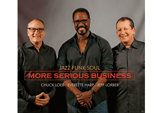 Jazz Funk Soul - More Serious Business - (CD)