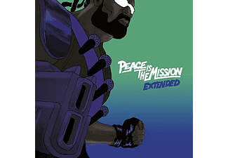 Major Lazer - Peace Is The Mission - Extended (CD)