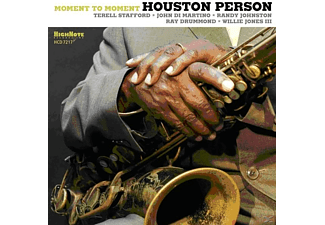 Houston Person - Moment To Moment - (CD)