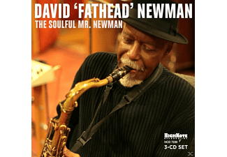 David Fathead Newman - The Soulful Mr. Newman - (CD)