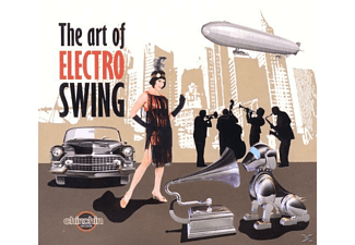 VARIOUS - The Art Of Electro Swing - (CD)