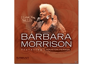 Barbara Morrison - I Love You, Yes I Do - (CD)