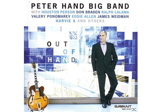 Peter Hand Big Band - Out Of Hand - (CD)