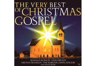 VARIOUS - The Very Best Of Christmas Gospel - (CD)