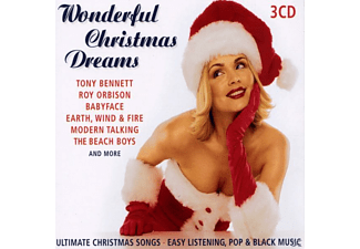 VARIOUS - Wonderful Christmas Dreams - (CD)