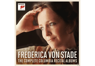 Frederica Von Stade - The Complete Columbia Recital Albums - (CD)