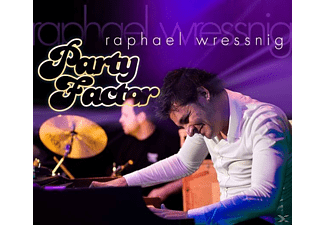 Raphael Wressnig - Party Factor - (CD)