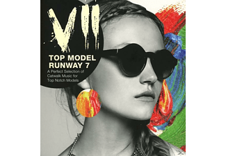 VARIOUS - Top Model-Runway 7 - (CD)