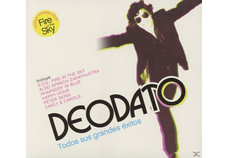 Deodato - All His Greatest Hits - (CD)