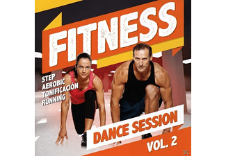 VARIOUS - Fitness Dance Session Vol.2 - (CD)
