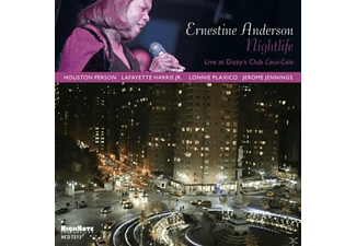 Ernestine Anderson - Nightlife - (CD)