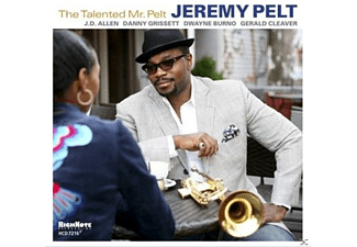 Jeremy Pelt - The Talented Mr.Pelt - (CD)