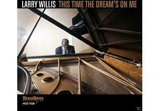 Larry Willis - This Time The Dream's On Me - (CD)