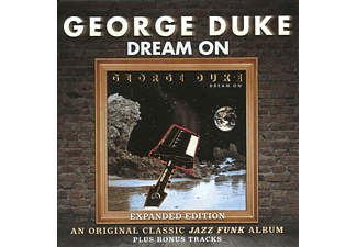 George Duke - Dream On - Expanded Edition (CD)