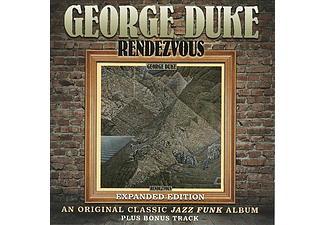George Duke - Rendezvous - Expanded Edition (CD)