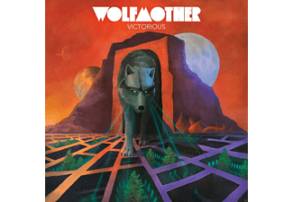 Wolfmother - Victorious - (CD)