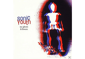 Sonic Youth - Nyc Ghosts & Flowers (Lp) - (Vinyl)