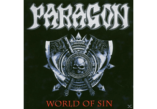 Paragon - World Of Sin/Chalice Of Steel - (CD)