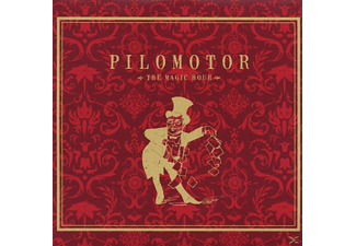 Pilomotor - The Magic Hour - (CD)
