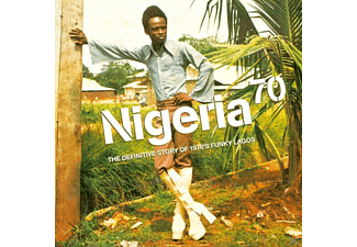 VARIOUS - Nigeria 70 (3lp+3cd) - (LP + Bonus-CD)