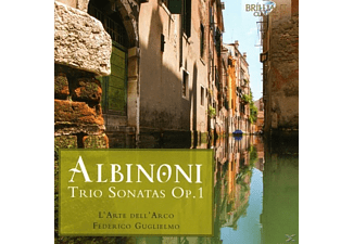 L'arte Dell' Arco - Trio Sonatas Op.1 - (CD)