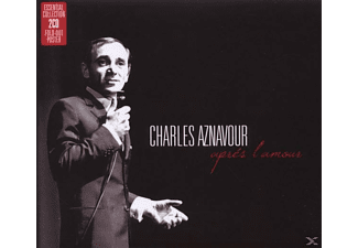 Chalres Aznavour, Charles Aznavour - Apres L'amour-Essential Collection [CD]