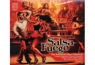 VARIOUS - Salsa Fuego-Essential Collection - (CD)