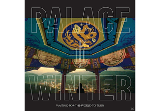 Palace Winter - Waiting For The World To Turn - (CD)