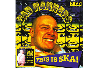 Bad Manners - This Is Ska (CD)
