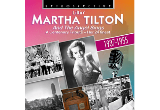 Martha Tilton - And The Angel Sings - (CD)