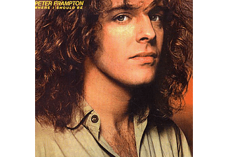 Peter Frampton - Where I Should Be (CD)