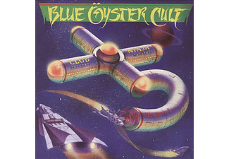 Blue Öyster Cult - Club Ninja (CD)