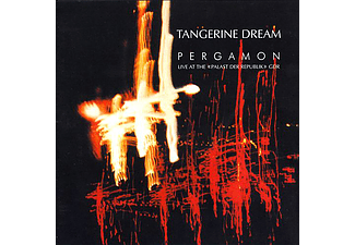 Tangerine Dream - Pergamon - Live At The Palast der Republik - Remastered (CD)
