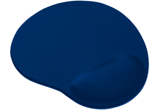 TRUST BigFoot gel muismat Blauw (20426)