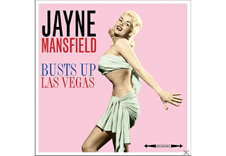 Jane Mansfield - Busts Up Las Vegas [Vinyl]