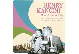 Henry Mancini - Moon River and Me (Álom luxuskivitelben) (CD)