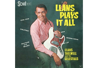 Llans & His Celestials Thelwell - Llans Plays It All - (CD)