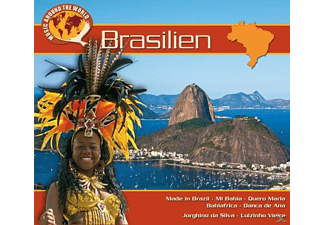 VARIOUS - Brasilien-Music Around The World - (CD)