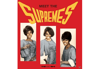 The Supremes - Meet The Supremes [Vinyl]